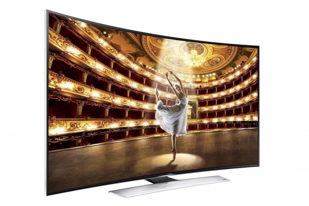 Samsung UN65HU9000 4k LED HDTV