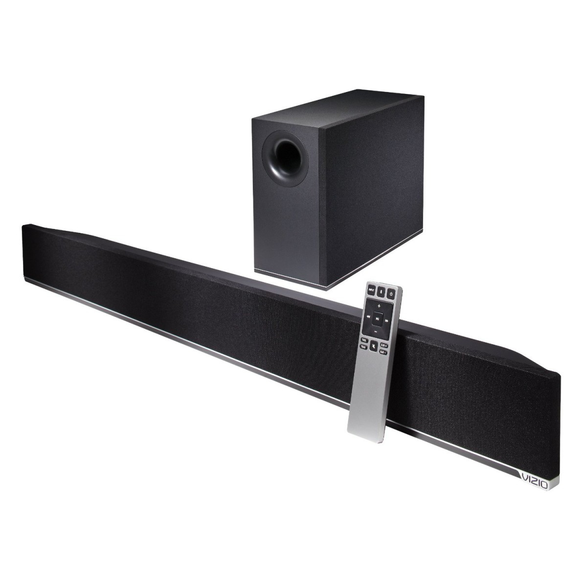Vizio sound bar w/ subwoofer