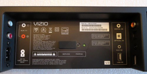 Vizio S3821w Co Sound Bar Review With Wireless Subwoofer