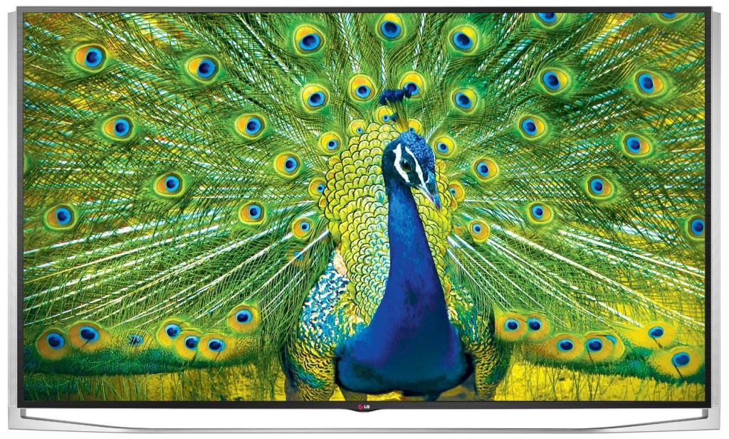 LG ub9800 4K tv