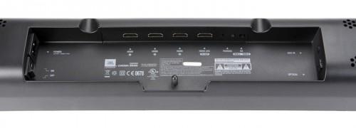JBL SB400 Rear Panel