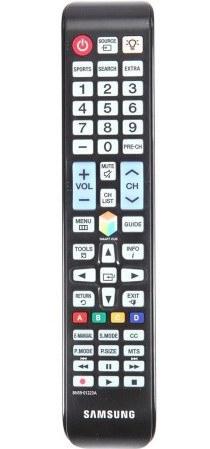 Samsung JU6500 Remote