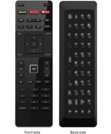 Vizio QWERTY Remote