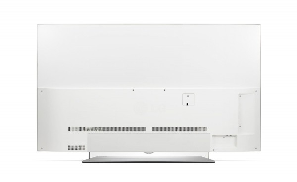 EF9500 Rear Panel
