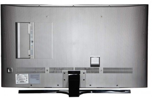 Samsung JS8500 rear panel
