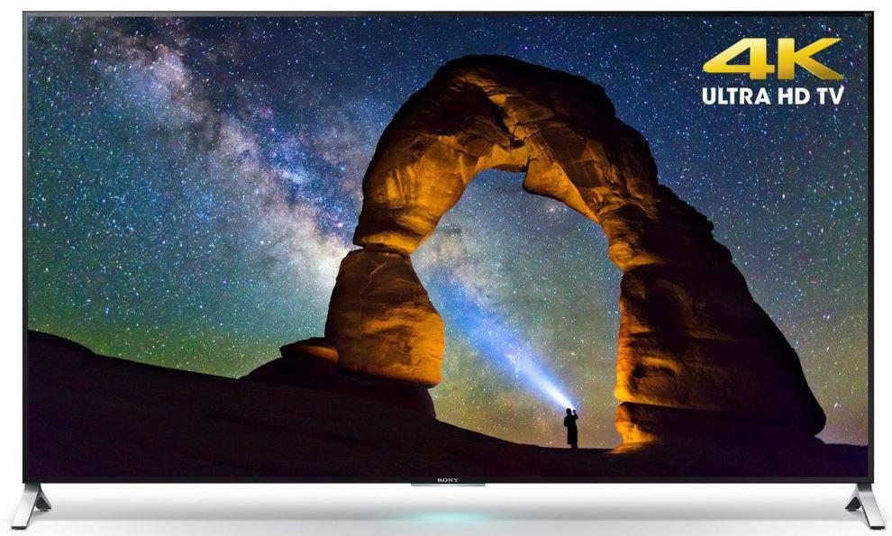 Sony XBR75X910C