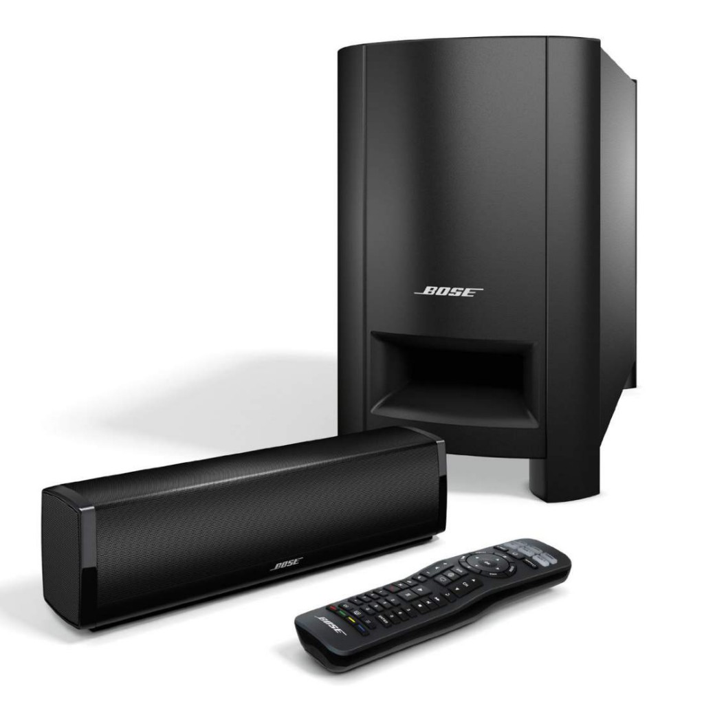 bose cinemate 15 home theater speaker system review hdtvs and more. Black Bedroom Furniture Sets. Home Design Ideas