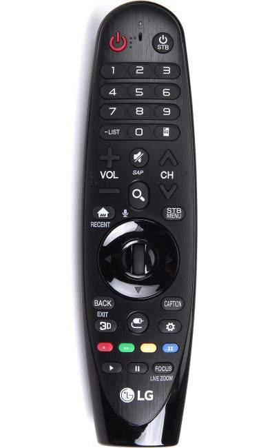 LG UH8500 4K Super UHD 120Hz Smart LED TV Review - HDTVs ...