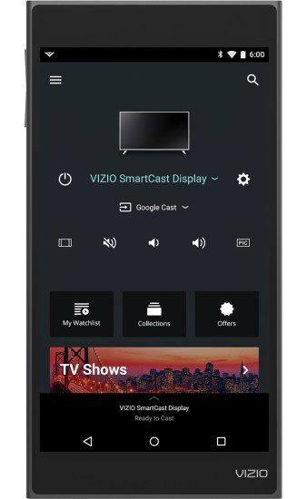 Vizio SmartCast Remote