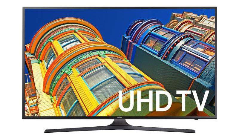 Samsung KU6300 UHD TV
