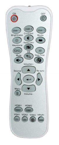 HD27 Remote
