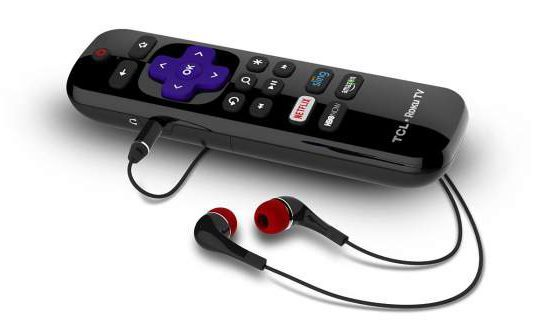 Roku Enhanced Remote