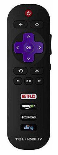 TCL Basic Roku Remote