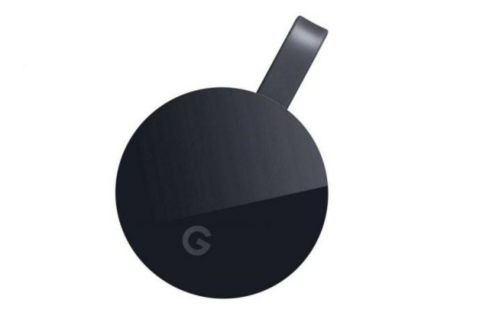 Google's new Chromecast Ultra