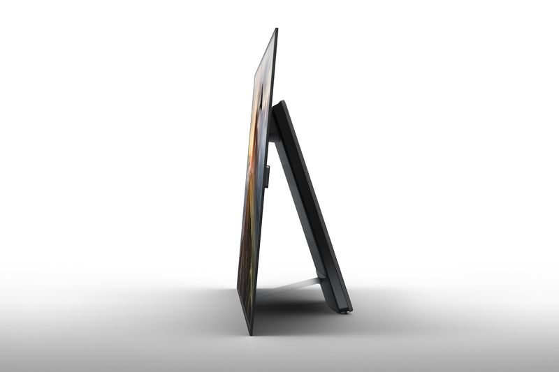 Sony OLED A1E Side View