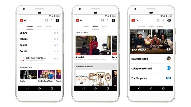 YouTube TV is Here – Watch what you want, When you want