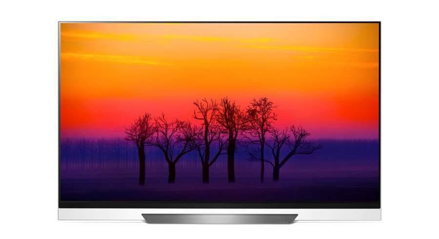 LG E8 OLED TV