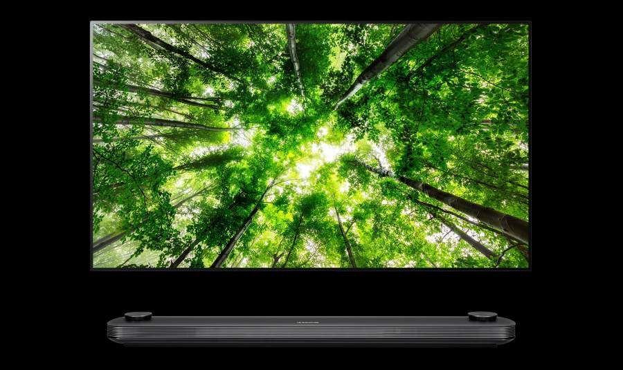 LG W8 OLED TV