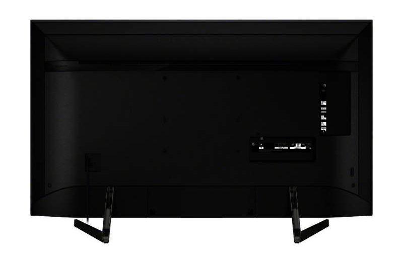Sony XBR900F Rear Panel