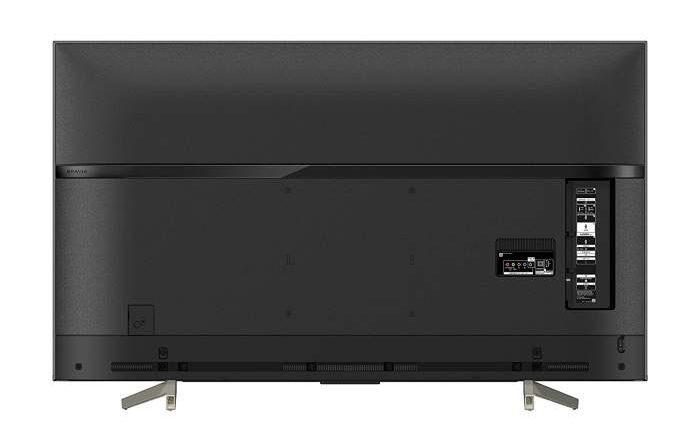 Sony 850F Rear Panel