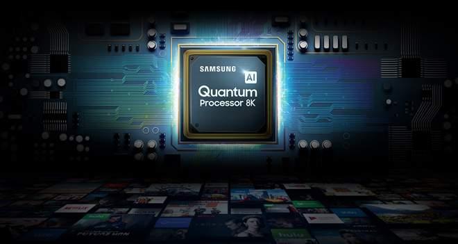 Samsung 8K AI Processor
