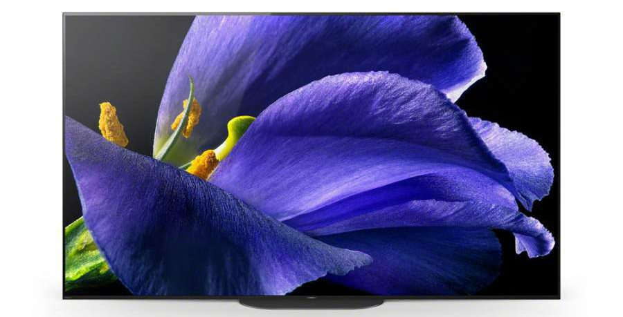 Sony XBR A9G OLED TV