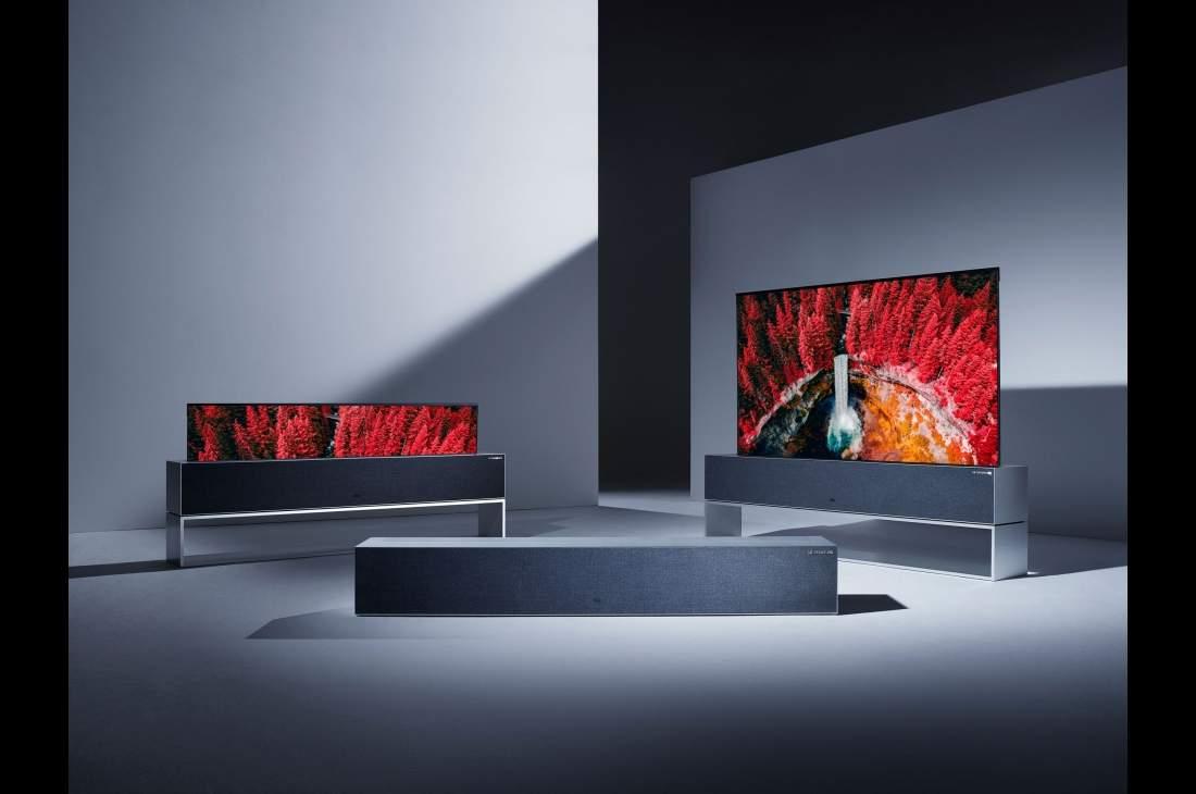 LG OLED 2019 TV Lineup