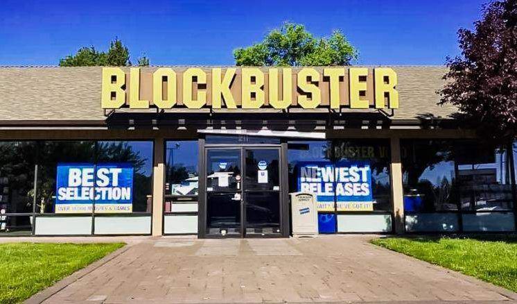 Last Blockbuster in world