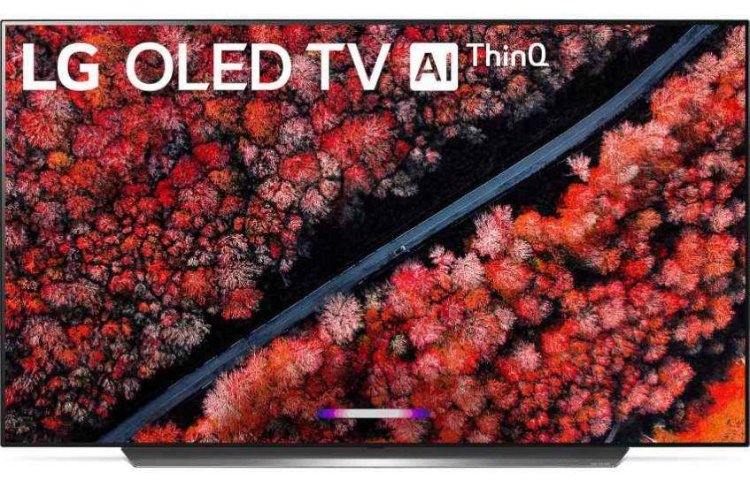 LG OLED C9 4K HDR TV