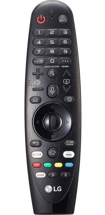 LG 2019 Magic Remote