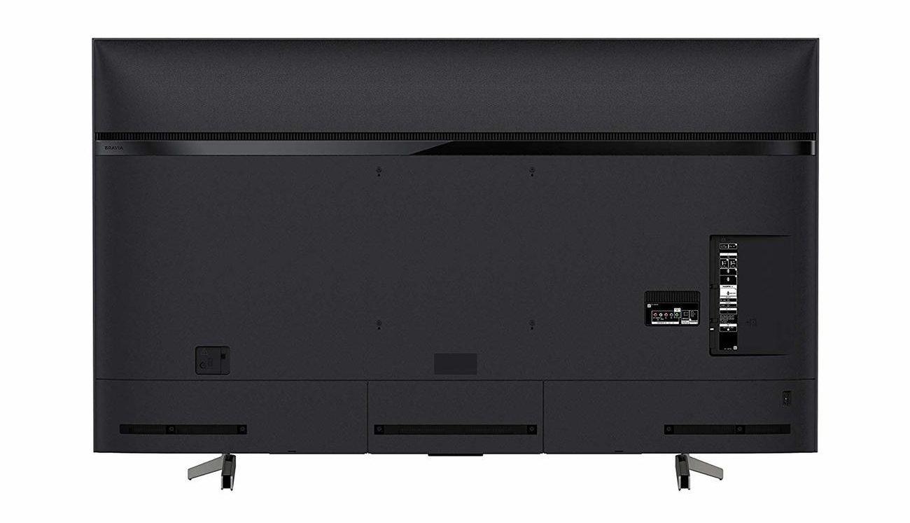 Sony X850G Rear Panel