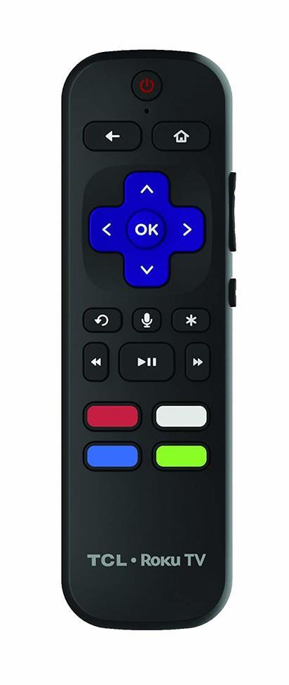 TCL Roku remote
