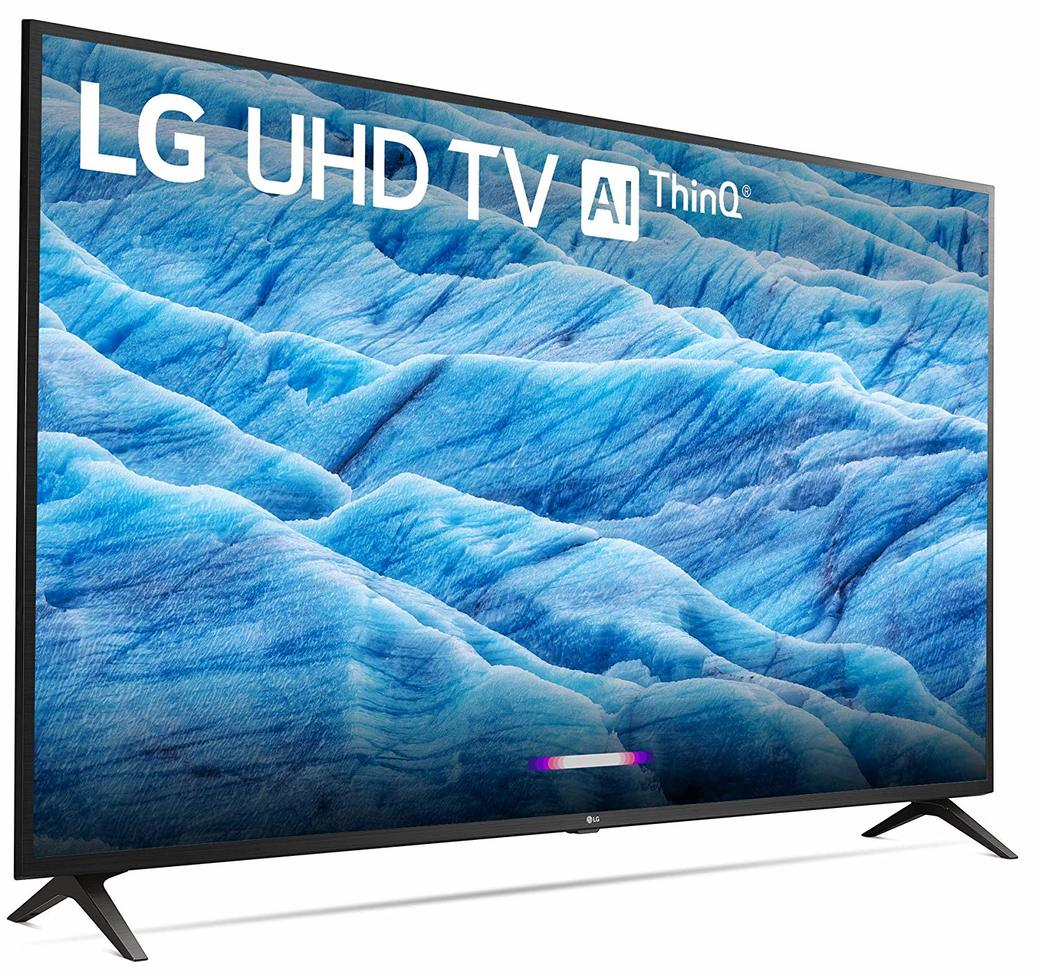 LG UM7300PUA 4K HDR TV Review - HDTVs and More