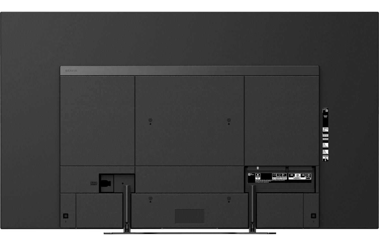 Sony A8G rear panel