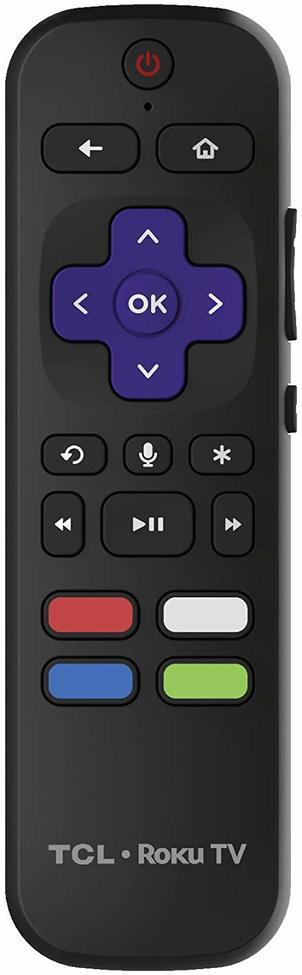 TCL 6 Series Roku enhanced remote