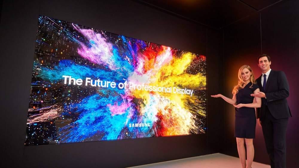 Samsung QD-OLED TVs