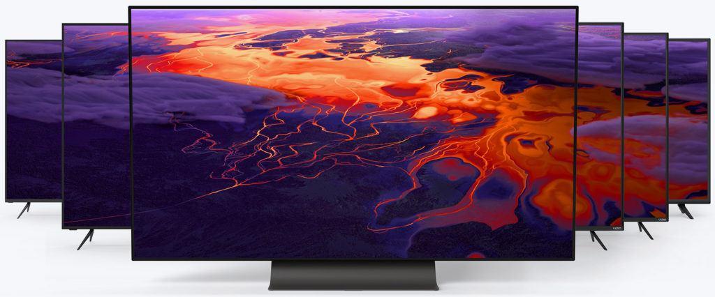Vizio 2020 4K TVs