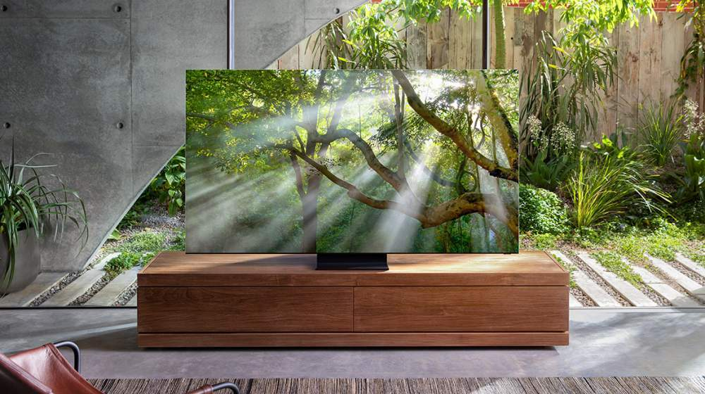 Samsung Q900TS 8K TV