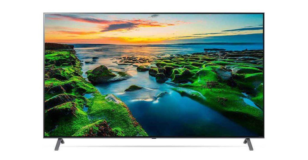LG Nano99 8K TV