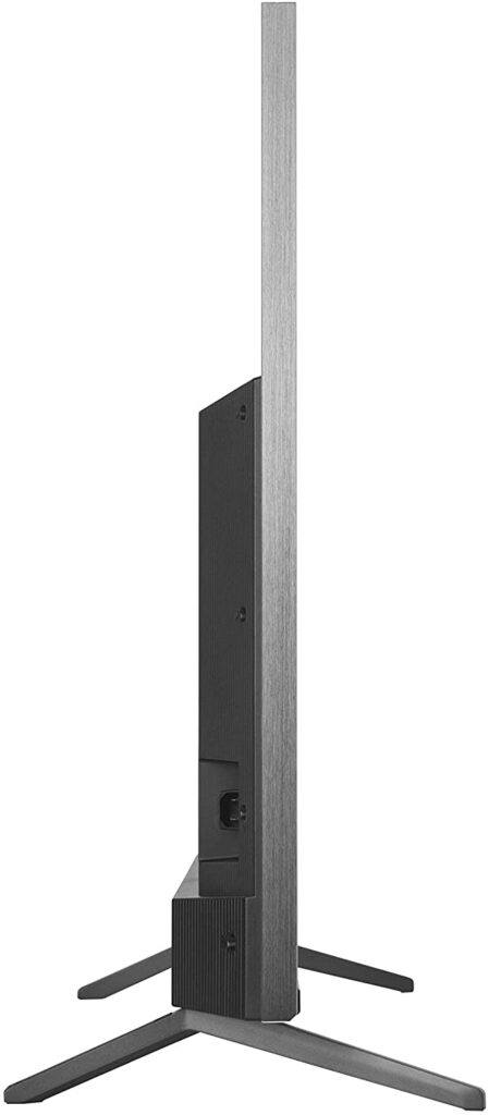 TCL R635 side view