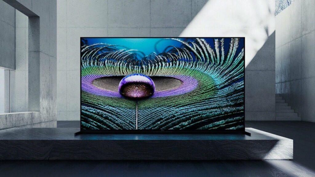 Sony Z9J 8K LED TV