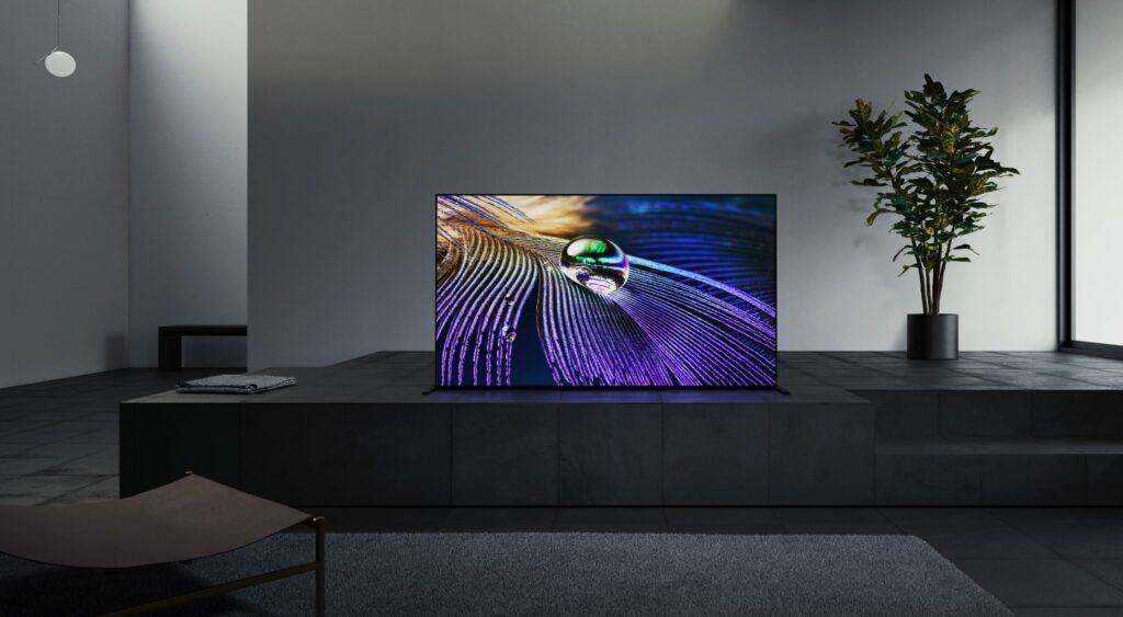 Sony A90J OLED TV