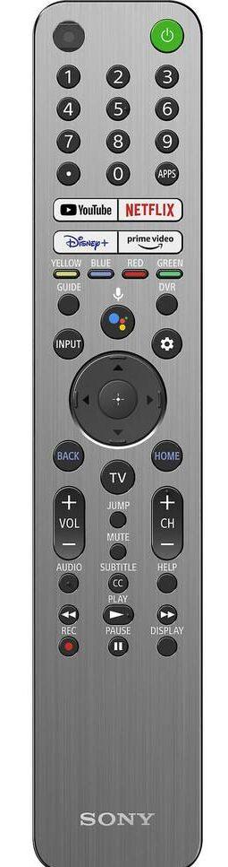 Sony A90J Remote