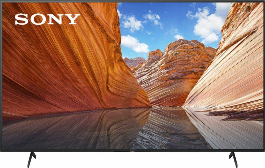 Sony X80J