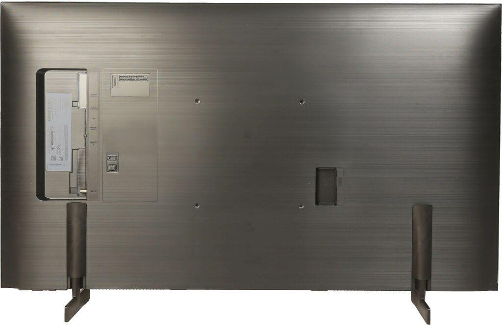 Samsung AU8000 rear panel