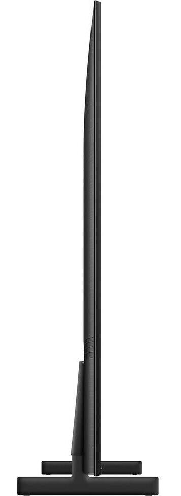 Samsung AU8000 Side view